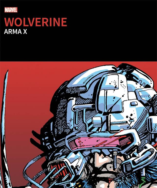 La copertina di Wolverine: Arma X