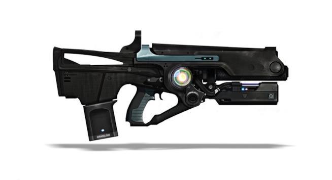 L'arma esotica Dura Luce