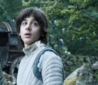 Lino Facioli in una scena di Game of Thrones