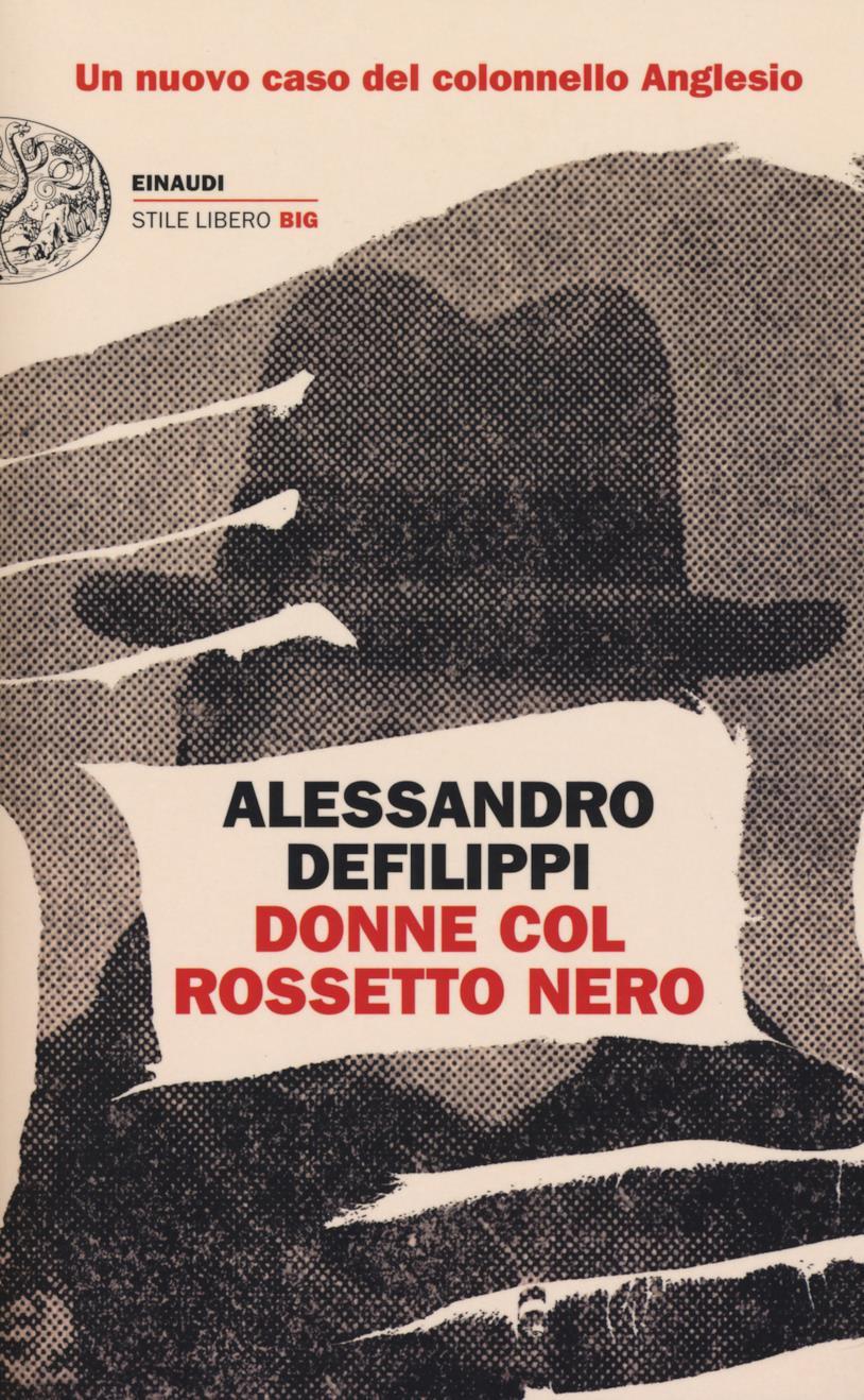 La copertina dell'ultimo romanzo di Alessandro Defilippi