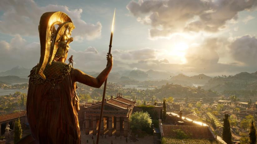 Le bellezze dell'Antica Grecia in Assassin's Creed Odyssey
