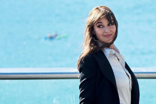 L'attrice italiana Monica Bellucci sarà Tina Modotti