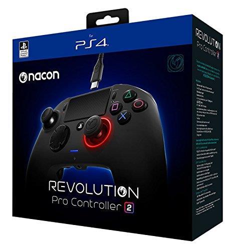 Immagine stampa del Nacon Revolution Pro Controller 2 per PS4