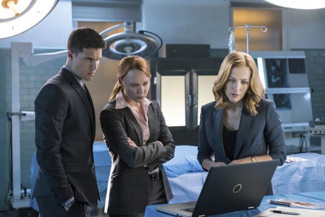 X-Files: l'episodio Ossessione