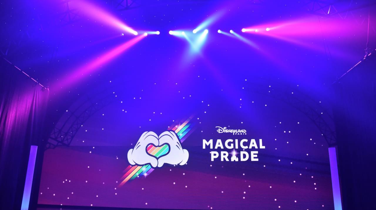 L'evento Magical Pride a Disneyland Paris
