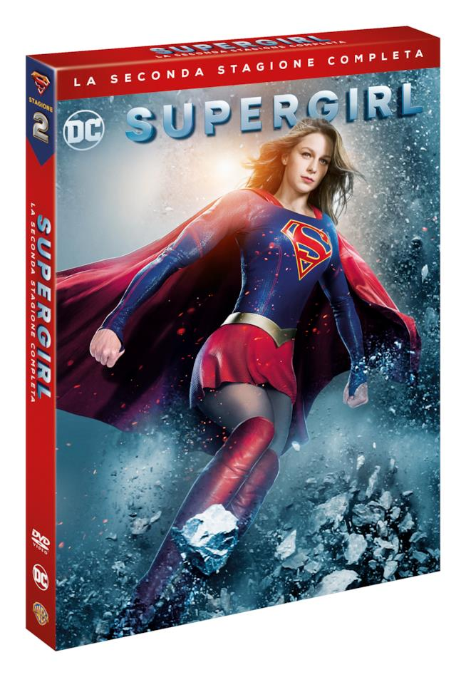 Melissa Benoist è Supergirl