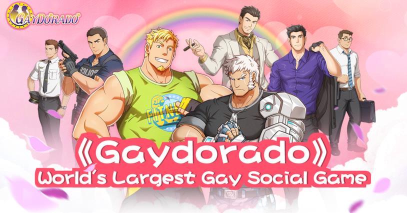 Gaydorado è disponibile anche in Occidente