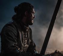 Kit Harington è Jon Snow in GoT 8x03