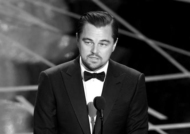 L'elegante Leonardo DiCaprio