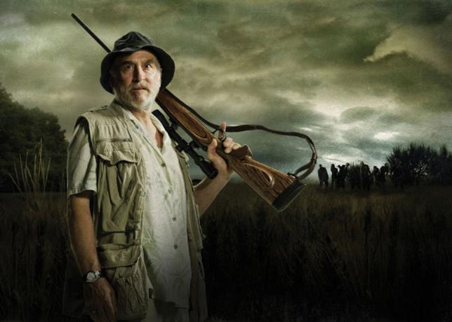 Dale, uno dei personaggi delle prime due stagioni di The Walking Dead