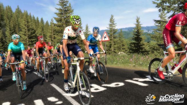 Tour de France 2017 e Pro Cycling Manager 2017 per PC e console