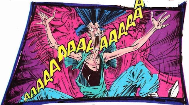 Legion nei fumetti marvel