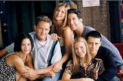 I protagonisti della sitcom Friends