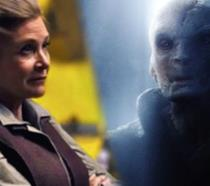 In Star Wars: Gli Ultimi Jedi vedremo Snoke contro Leia? [RUMOR]