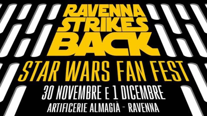 Il banner ufficiale del Ravenna Strikes Back