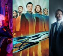 alcune delle serie di gennaio 2018 su FOX, Foxlife e FoxCrime