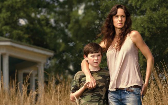 L'attrice Sarah Wayne Callies è Sara Tancredi