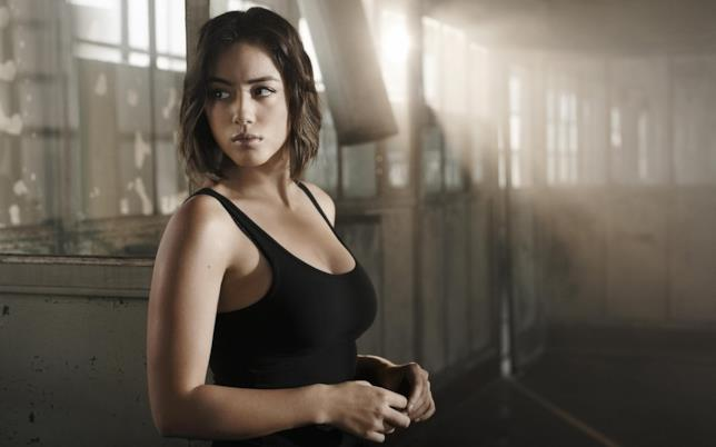Chloe Bennet nel ruolo di Skye