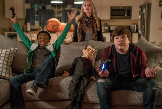 Metti una sera in casa con Sam, Sonny e Slappy