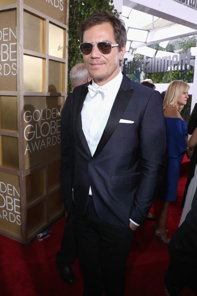 Michael Shannon ai Golden Globe