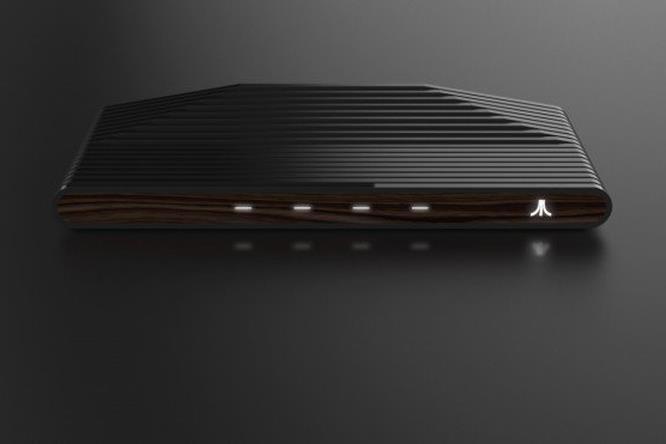 La nuova retro-console di Atari