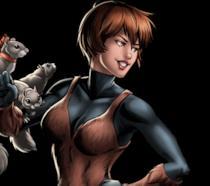 Un'immagine del personaggio di Squirrel Girl
