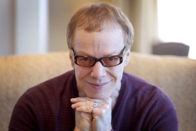 Danny Elfman, compositore della colonna sonora di Justice League
