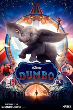 Dumbo, stella del circo