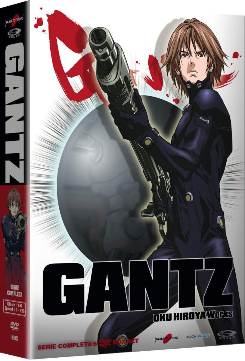 Gantz - La serie completa - DVD