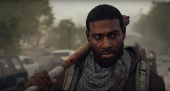 Aiden è uno dei protagonisti di Overkill's The Walking Dead