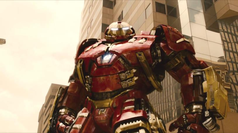 L'Hulkbuster in Avengers: Age of Ultron