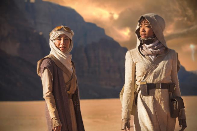 Star Trek: Discovery, il pilot