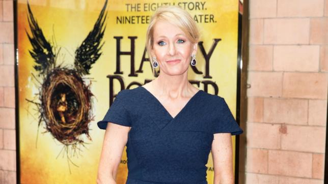 Premiere teatrale di Harry Potter and The Cursed Child: J.K. Rowling