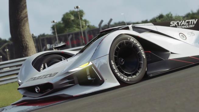 Una delle auto presenti in Gran Turismo Sport