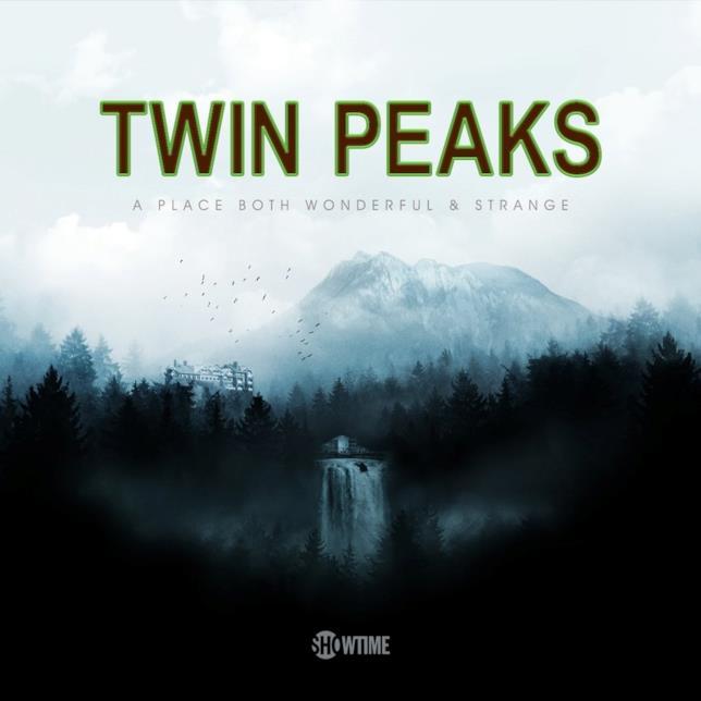 Teaser poster di Twin Peaks 3