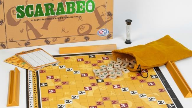 Scarabeo storia e curiosit sul celebre gioco da tavolo - Scarabeo gioco da tavolo ...