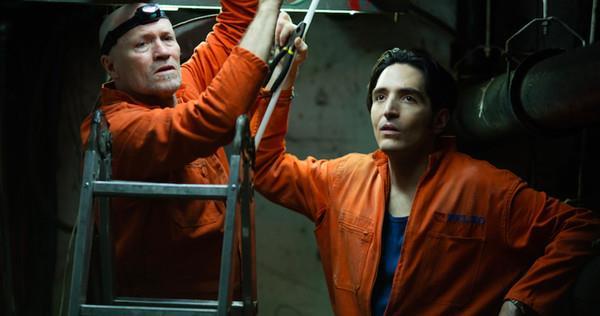 Due degli attori presenti nel film
