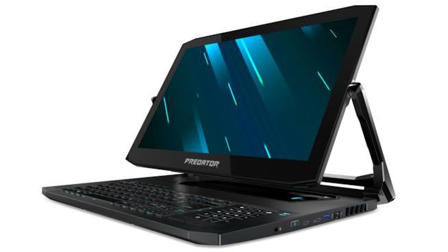 Il Predator Triton 900 di Acer