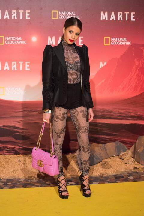 La fashion blogger Chiara Nasti