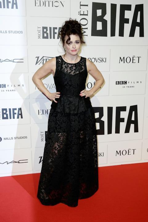 Helena Bonham Carter ai BIFA 2016