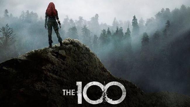 The 100 stagione 3, la copertina dell'edizione DVD