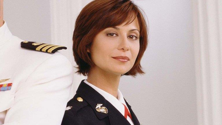 Catherine Bell è Sarah MacKenzie