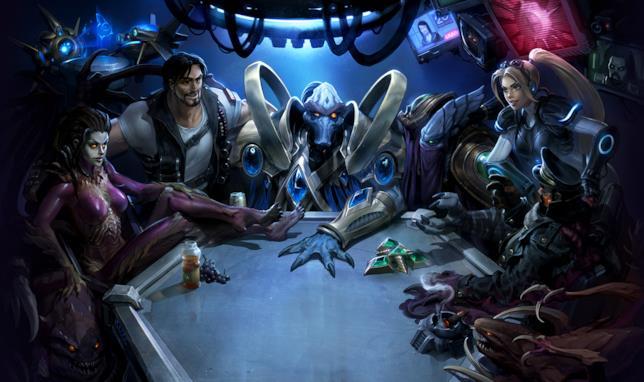 StarCraft spegne le sue prime candeline