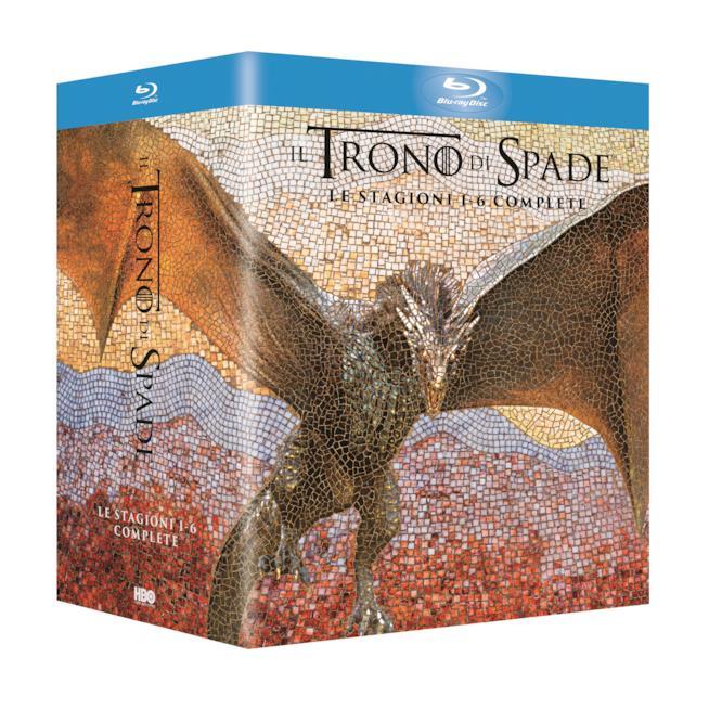 Trono di Spade, cofanetto Blu-ray recensione