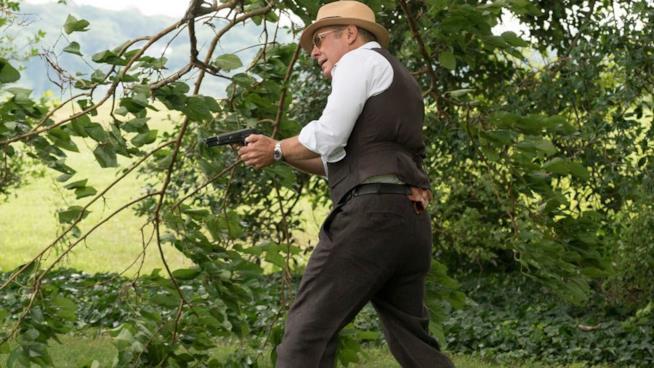 James Spader interprete di Red in The Blakclist