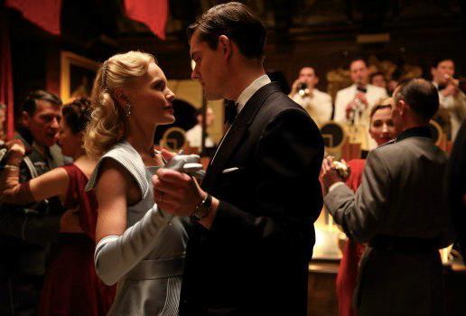 Kate Bosworth e Sam Riley in SS-GB