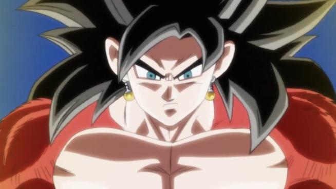 Dragon Ball Heroes episodio 5