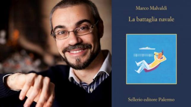 Marco Malvaldi e il suo ultimo lavoro, La Battaglia Navale