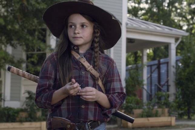 The Walking Dead: Judith