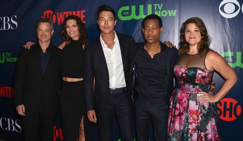 Il cast di Beyond Borders, spin-off di Criminal Minds